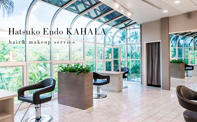 Hatsuko Endo KAHALA